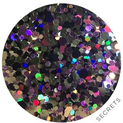 Wildflowers Glitter Pot - Secrets  #13840