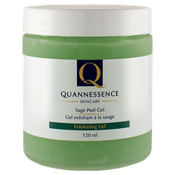 Quannessence Sage Peel Gel 120ml - 40.00