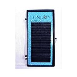 124412 London Lash D Curl 0.20 12mm