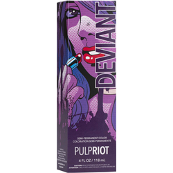 Pulp Riot - Neo-Pop - Deviant - plum