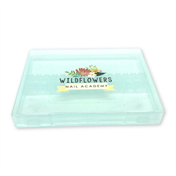 Wildflowers Green Bit Case #13700