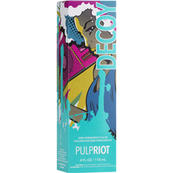 Pulp Riot - Neo-Pop - Decoy - teal