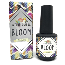 Wildflowers Bloom Gel Clear  #4025
