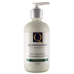 Quannessence Facial Cleansing Cream 240ml - 40.00