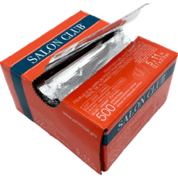 SCFOIL-06 Salon Club Foil 1lb - Smooth - Light