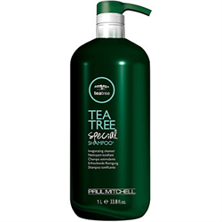 PM Tea Tree Shampoo 1L - 39.65
