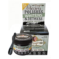 My Magic Mud - Activated Charcoal Tooth Powder (150 uses) - 27.79 - 23.75