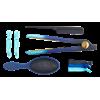 ARIA 54610 Mermaid Hair Styling Set Straightener