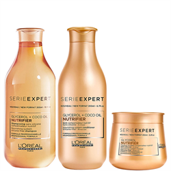Shampoo, Conditioner & Treatments