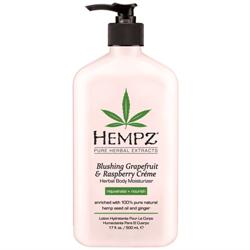 Hempz Grapefruit & Rasp Herbal Body Moisturizer  17 fl.oz. $23.97