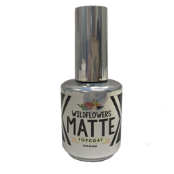 Wildflowers Matte Tack Free Top Coat