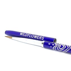 Wildflowers Indigo Brush - #13770