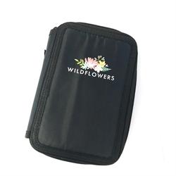 Wildflowers Black Brush Case #13750
