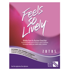 Zotos Feels So Lively Perm Normal - 965714