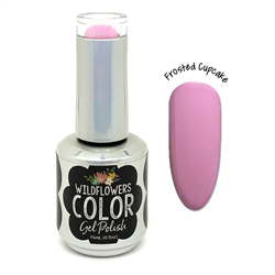 Wildflowers Gel Polish - Frosted Cupcake