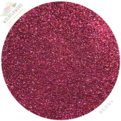 Wildflowers Berry Holo Micro Glitter Pot #12000
