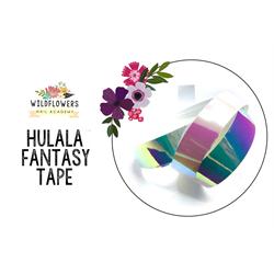 Wildflowers Hulala fantasy Tape  #10125