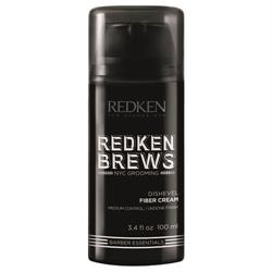 Redken Brews Dishevel Fiber Cream 100ml - 20.39
