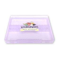 Wildflowers Purple Bit Case #13710