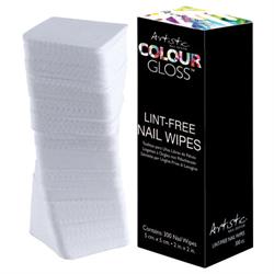 Artistic Lint Free Nail Wipes 300pk