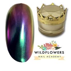 Wildflowers Royal Peacock Chrome #01000405