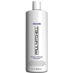 Paul Mitchell Platinum Blonde Shampoo 1L - 35.31