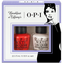 OPI Holiday Party Petites Mini Duo #1 HR H23  10.00  - SALE