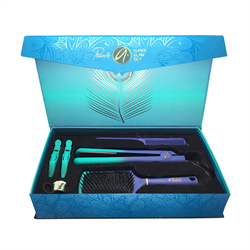 ARIA 542557 Peacock Straightener Set