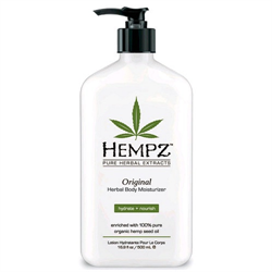 Hempz Original Herbal Body Moisturizer  17 fl.oz. -  $23.97