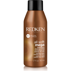 RK Mini All Soft Mega Shampoo 50ml 7.49
