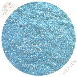 Wildflowers Fantasy Glitter Pot  - Heaven #14070