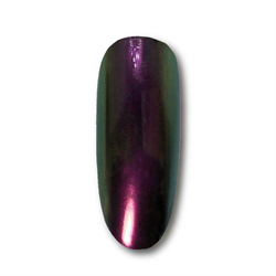 """Wildflowers """"W"""" Color Shifting Chrome - #14320"""