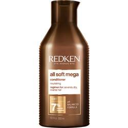 NEW  All Soft Mega Conditioner 300ml - 25.29
